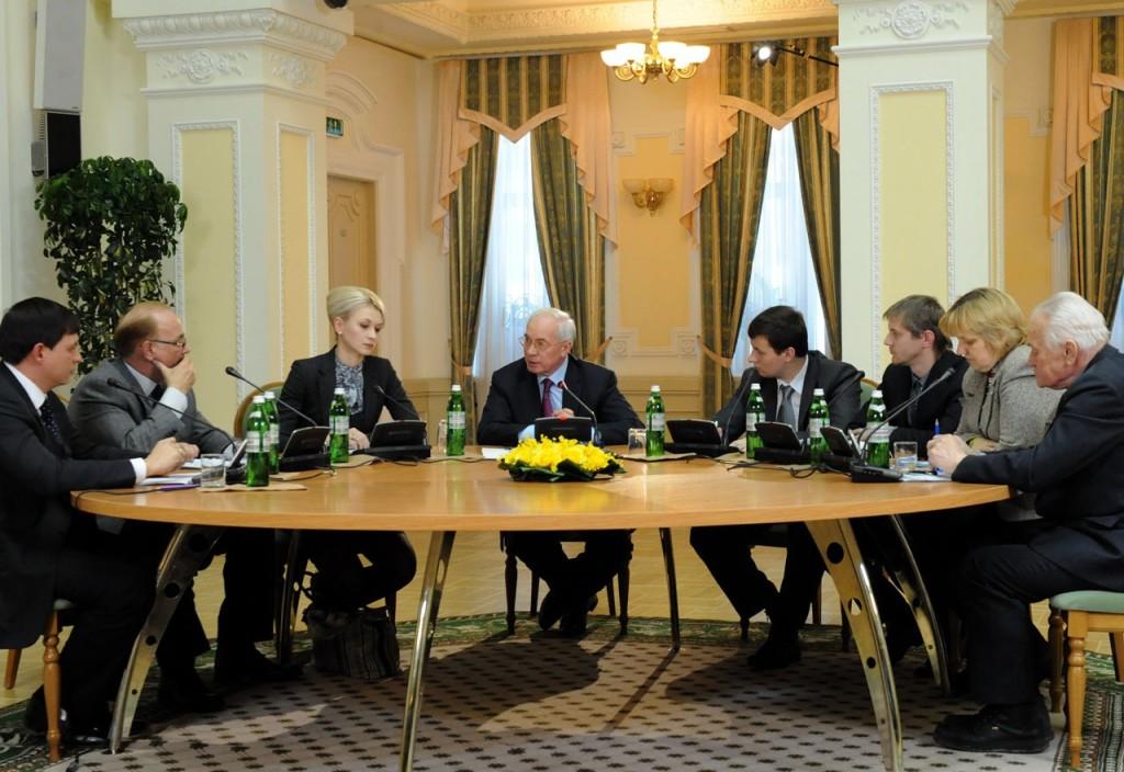 Азаров энергосбережение